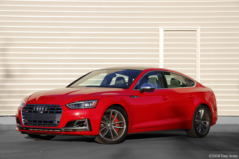 2018 Audi S5 Sportback 3.0T quattro Tiptronic Review