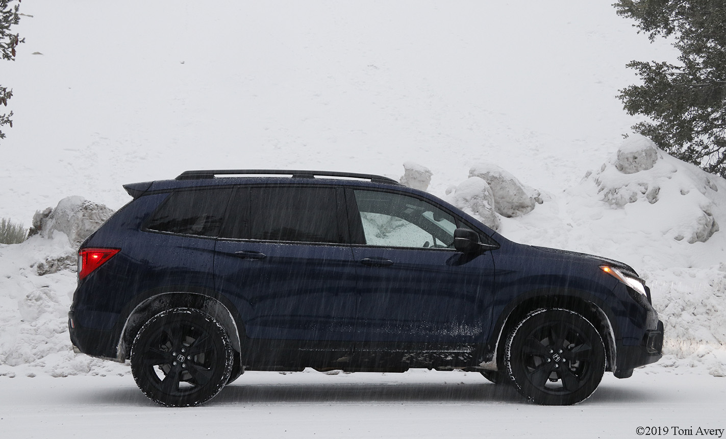 2019 Honda Passport AWD Elite Review
