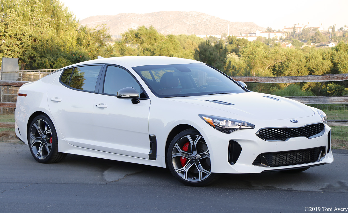 2019 Kia Stinger GT RWD Review (w/ video)