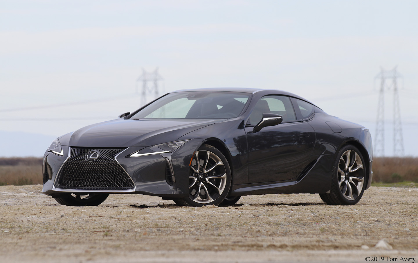 2019 Lexus LC 500 Review (w/ video)