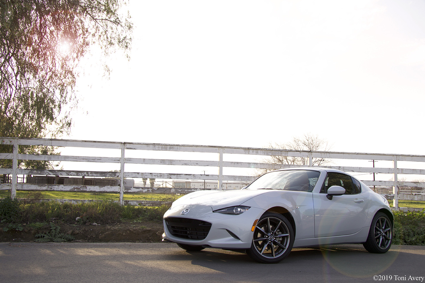 2019 Mazda MX-5 Miata Grand Touring RF (ND2) Review