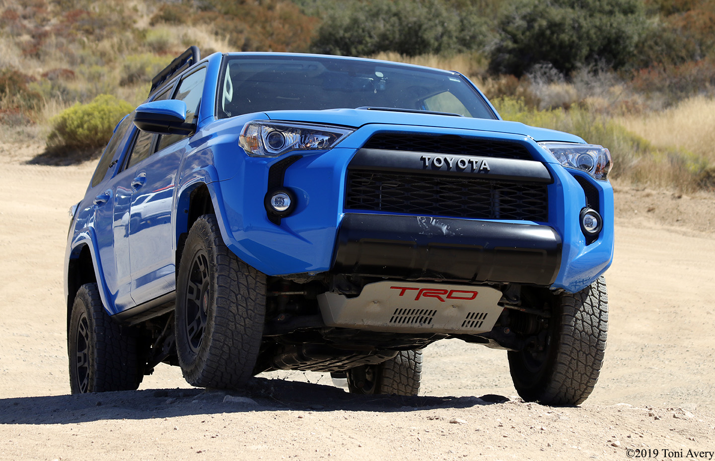 2019 Toyota 4Runner TRD Pro Review (w/ video)
