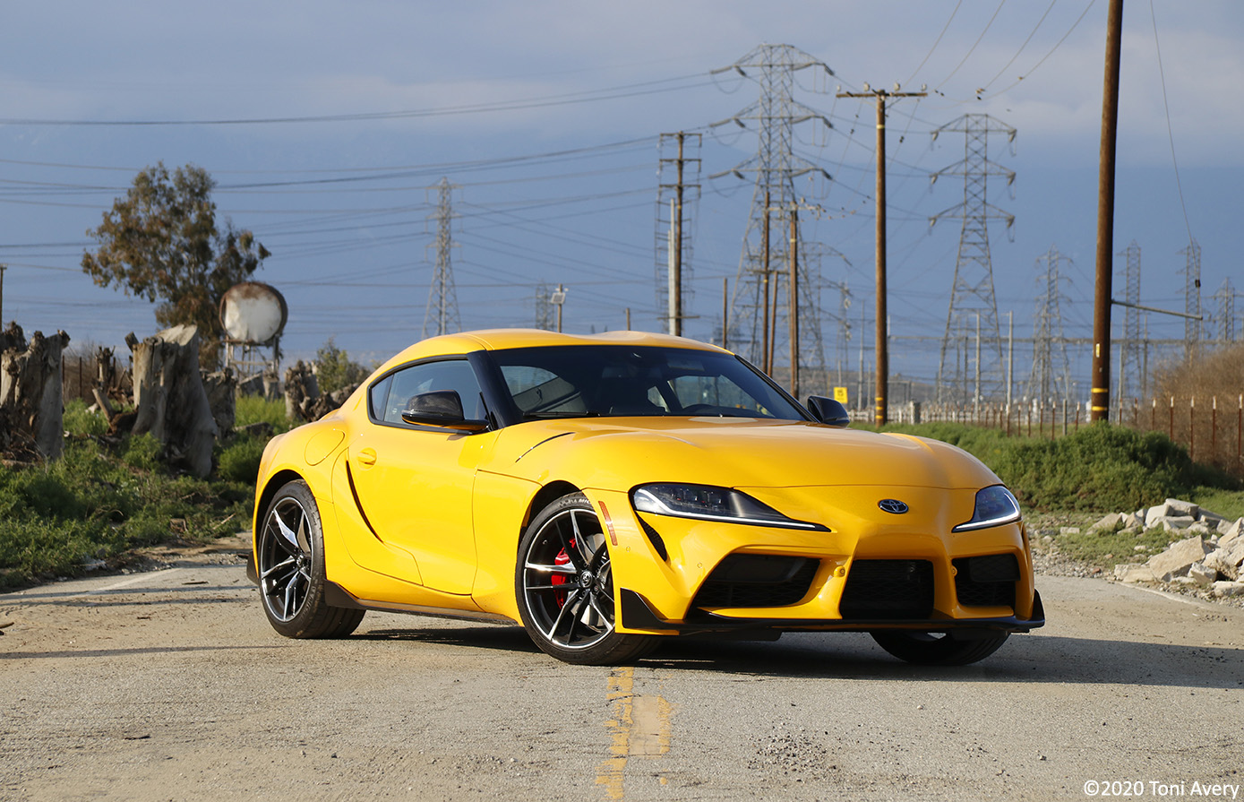 2020 Toyota Supra GR Review (w/ video)