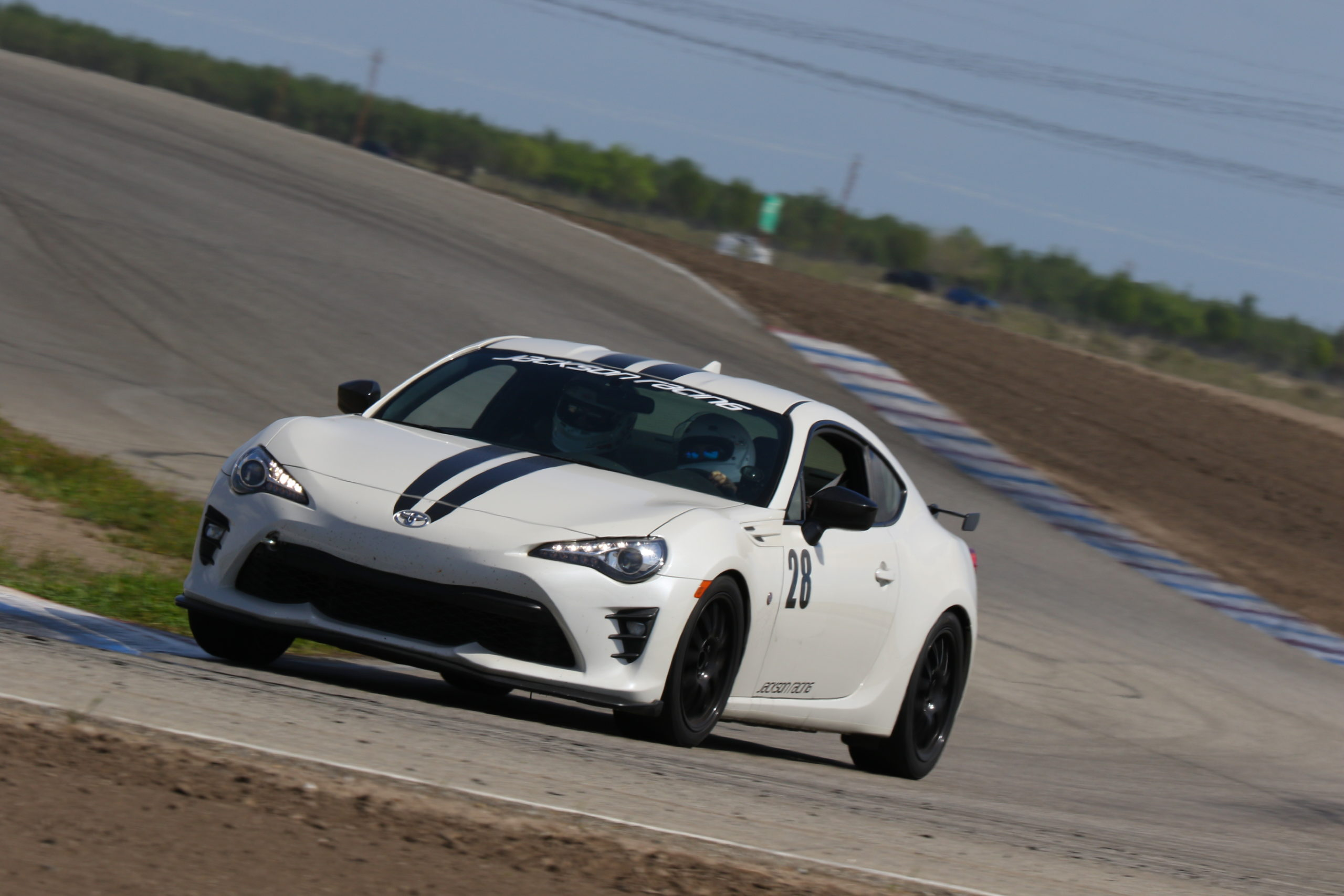 Buttonwillow Track Day 2