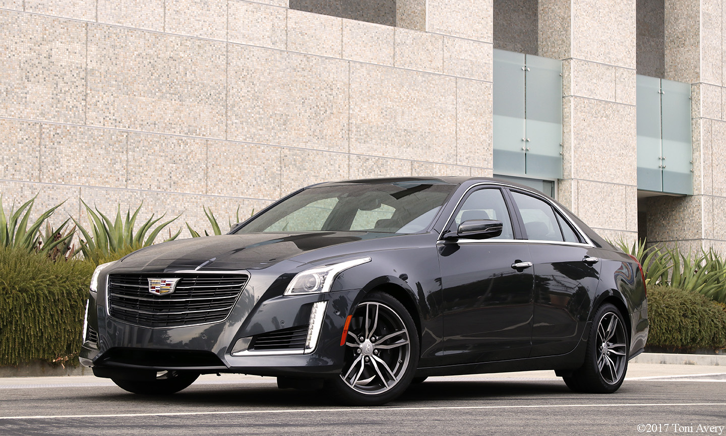 2017 Cadillac CTS V-Sport Review