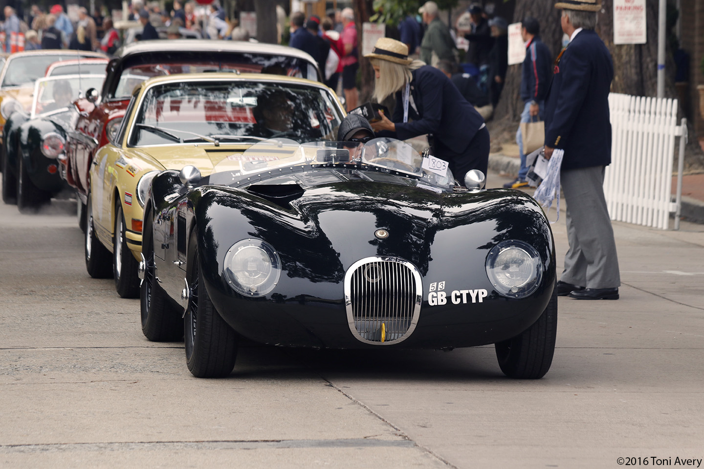 Concours on the Avenue 2016, Monterey Car Week
