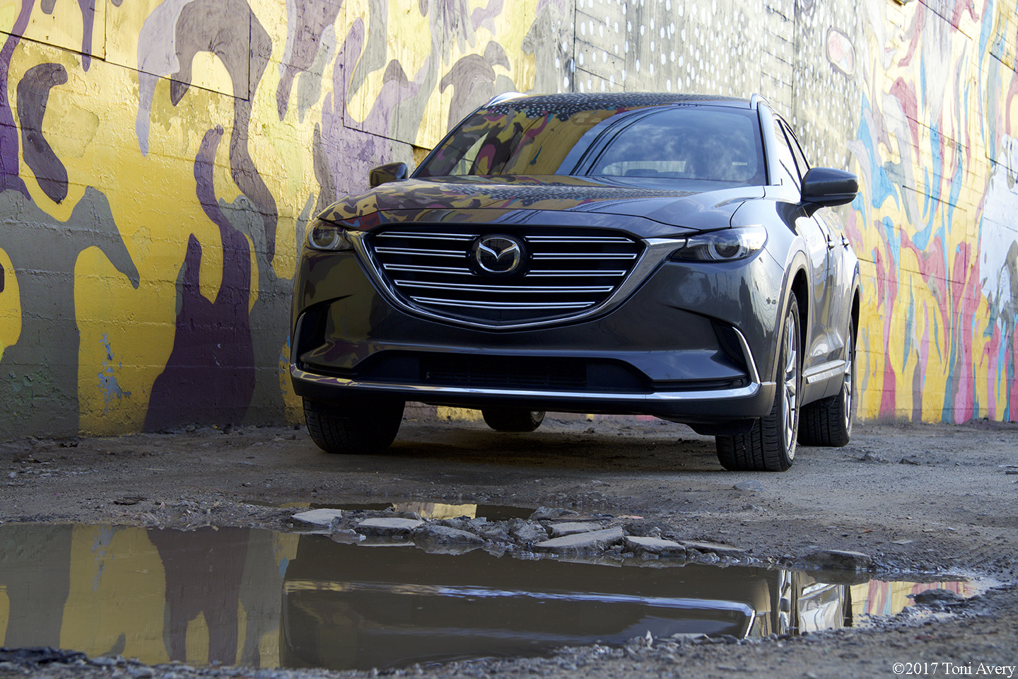2017 Mazda CX-9 Review