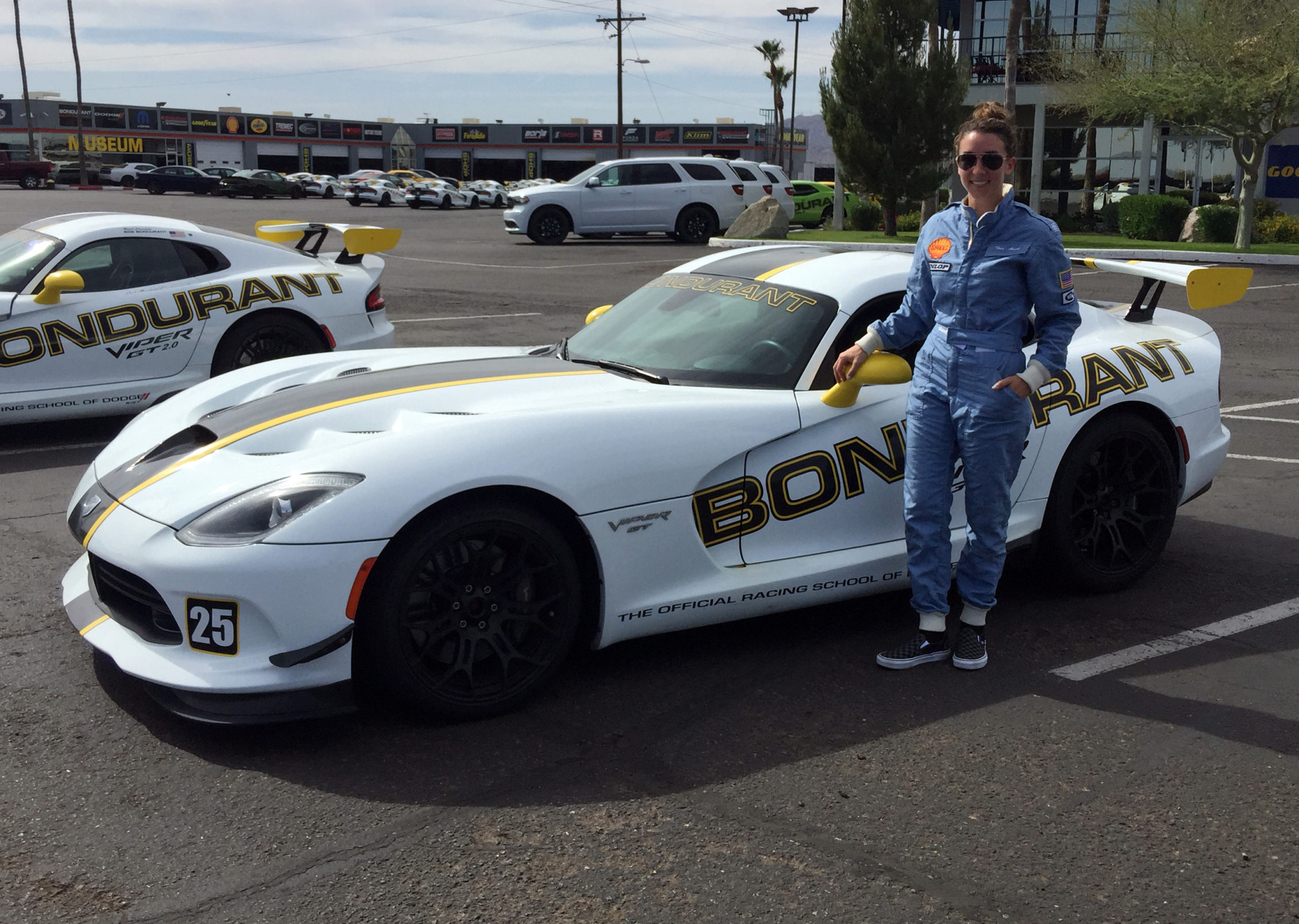 Bondurant Racing School 1-day Viper High Performance Driving
