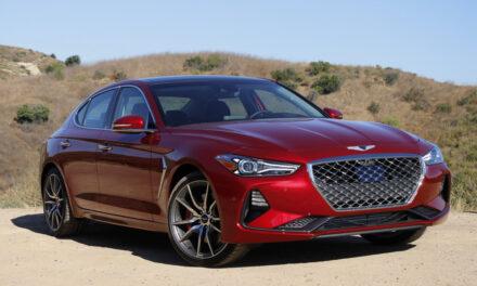 2020 Genesis G70 RWD 3.3T Prestige Review (w/ video)