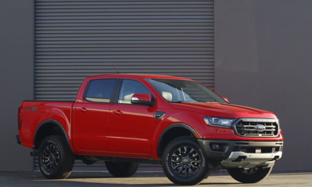 2020 Ford Ranger 4X2 Lariat Review (w/ video)