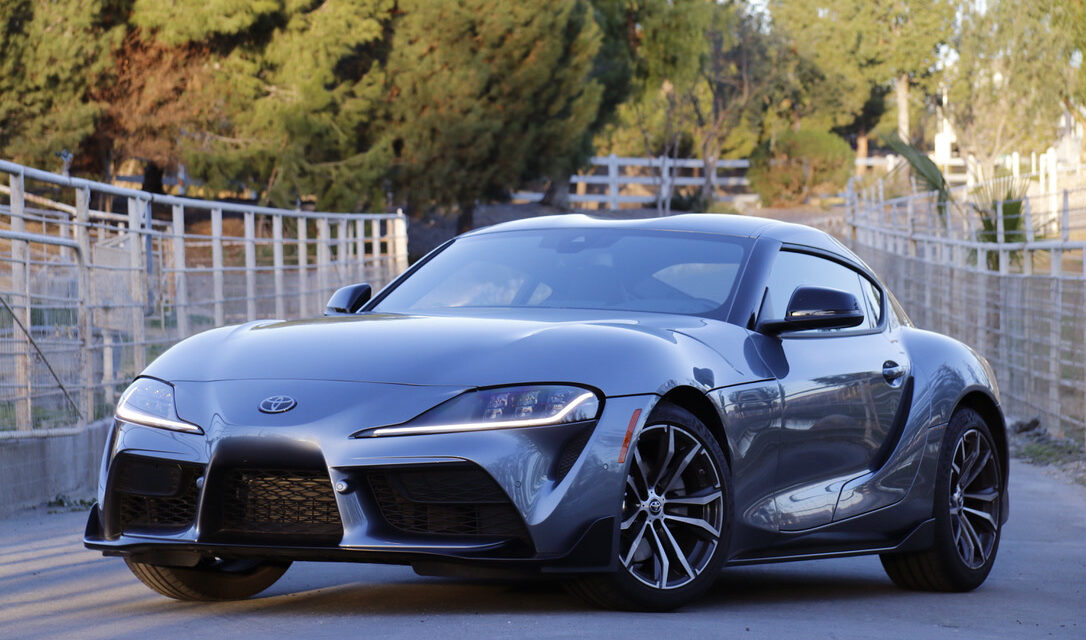 2021 Toyota GR Supra 2.0 L Review